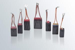 Elektrografit Fırçalar